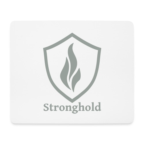Stronghold.Clothing Brand - Mousepad (Querformat)