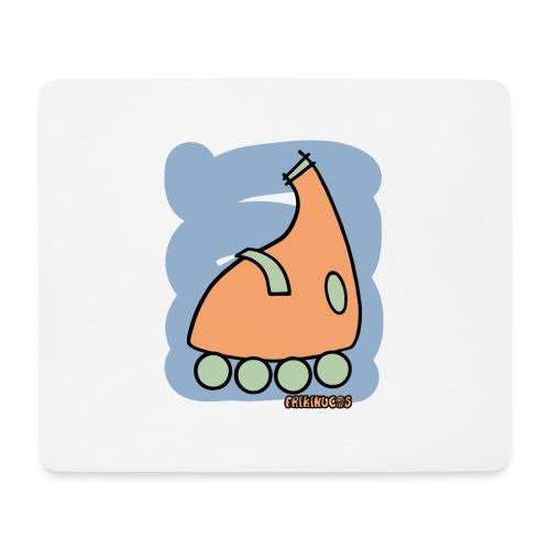 Patin Warhol 4 - Alfombrilla de ratón (horizontal)