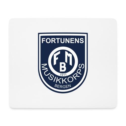 Fortunen logo - Musematte (liggende format)