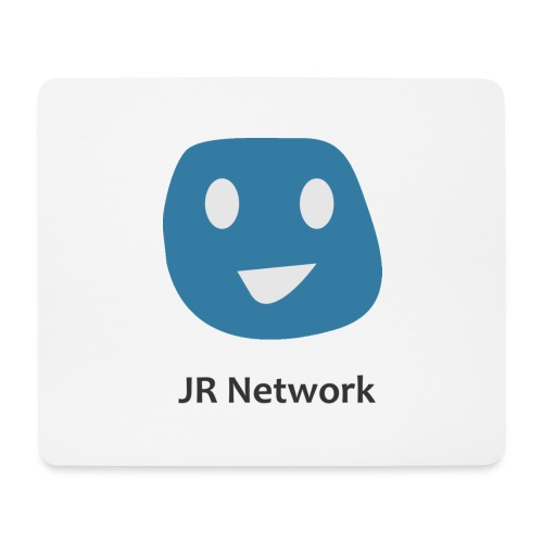 JR Network - Mouse Pad (horizontal)