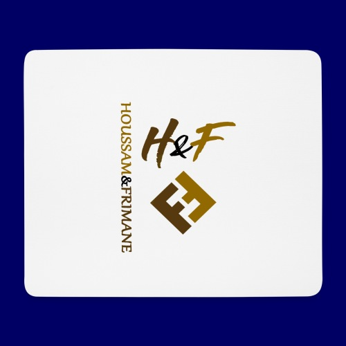 h&F luxury style - Tappetino per mouse (orizzontale)