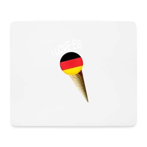 Fußball WM Geschenk Fan Weltmeister Deutschland - Mousepad (Querformat)