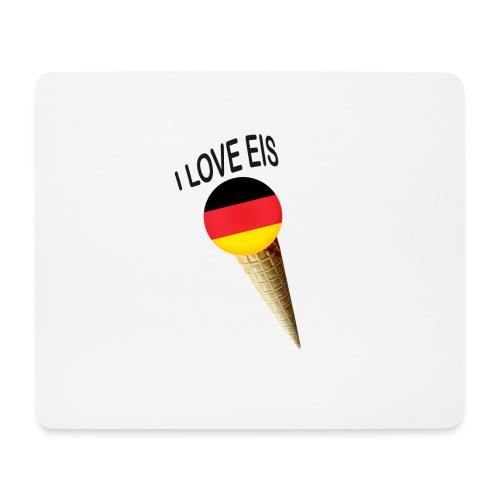 Fußball WM Fan Geschenk - Mousepad (Querformat)