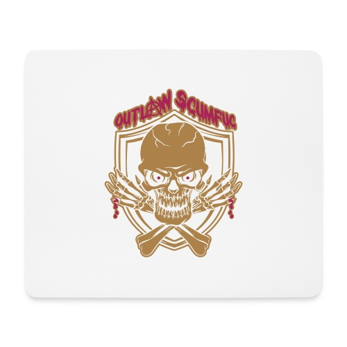 Outlaw Scumfuc - Mousepad (Querformat)