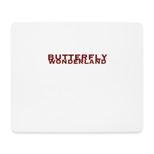 Butterfly Wonderland - Mousepad (Querformat)