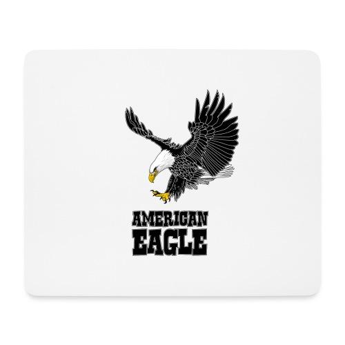 American eagle - Muismatje (landscape)