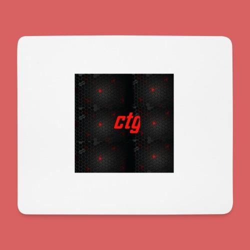 ctg - Mouse Pad (horizontal)