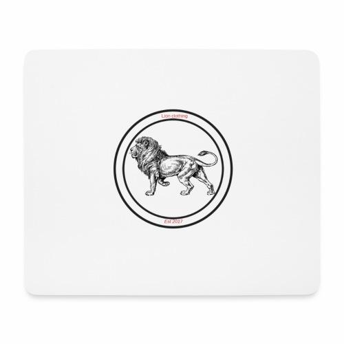 Lion - Mousepad (bredformat)