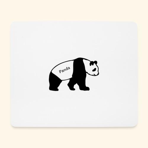 Panda - Mousepad (Querformat)