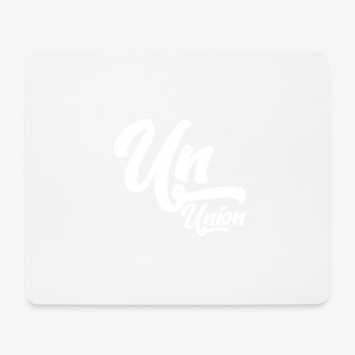 Union Blanc - Tapis de souris (format paysage)
