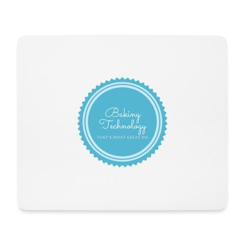 Baking-teck - Tapis de souris (format paysage)