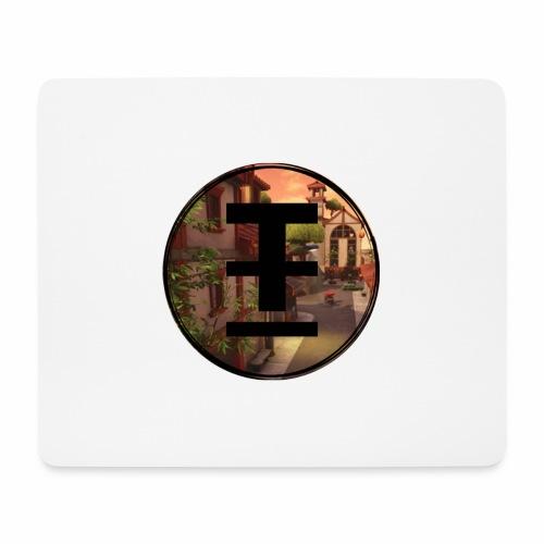 logo fond - Tapis de souris (format paysage)
