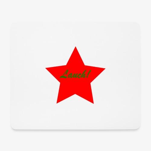 Lauch - Mousepad (Querformat)