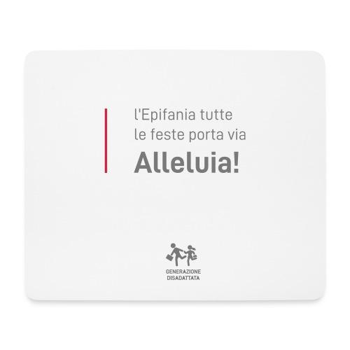 Epifanie - Tappetino per mouse (orizzontale)