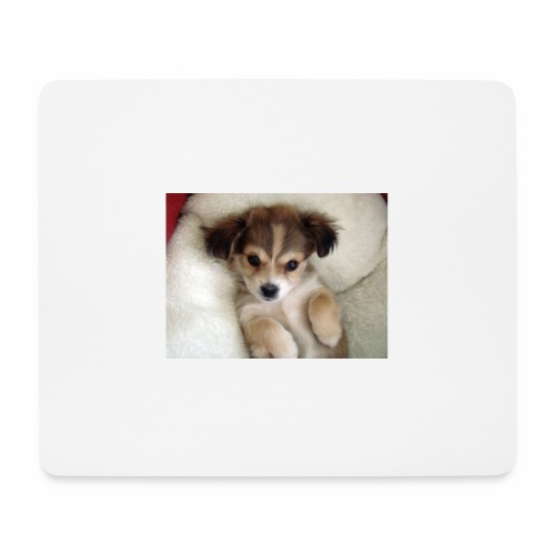 dog - Podkładka pod myszkę (orientacja pozioma)