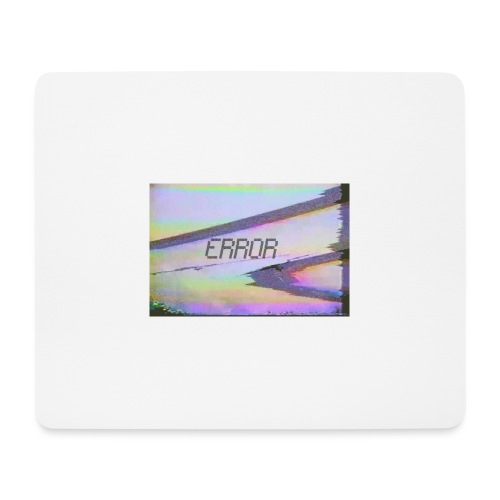 ERROR - Mousepad (Querformat)