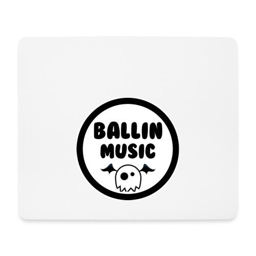 Ballin Music PP png - Mouse Pad (horizontal)