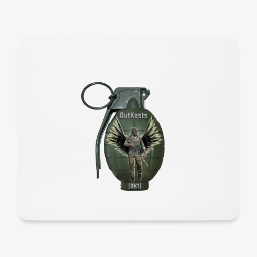 grenadearma3 png - Mouse Pad (horizontal)