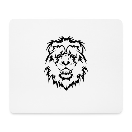 Karavaan Lion Black - Muismatje (landscape)