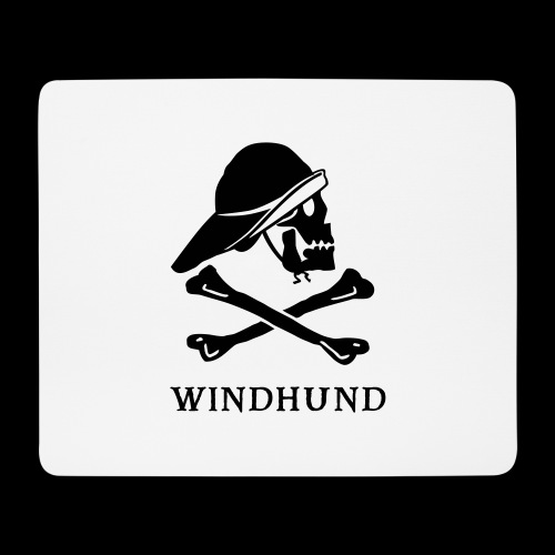 ~ Windhund ~ - Mousepad (Querformat)