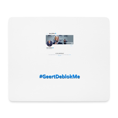 #GeertDeblokMe - Muismatje (landscape)