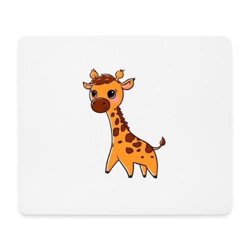 Mini Giraffe - Mouse Pad (horizontal)