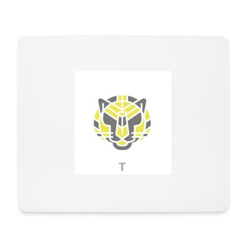 Tiger fra jungle - Mousepad (bredformat)