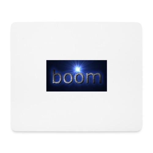 BOOOM - Podkładka pod myszkę (orientacja pozioma)