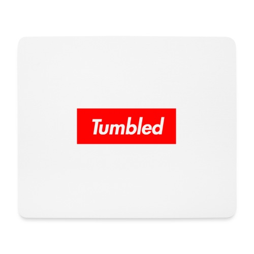Tumbled Official - Mouse Pad (horizontal)