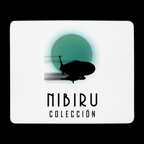 NibiruLogo - Alfombrilla de ratón (horizontal)