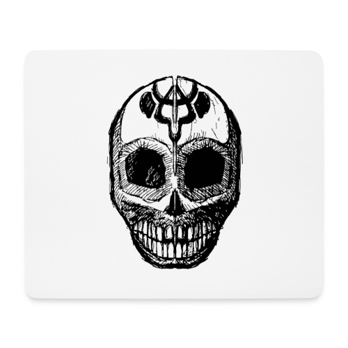 Skull of Discovery - Mouse Pad (horizontal)