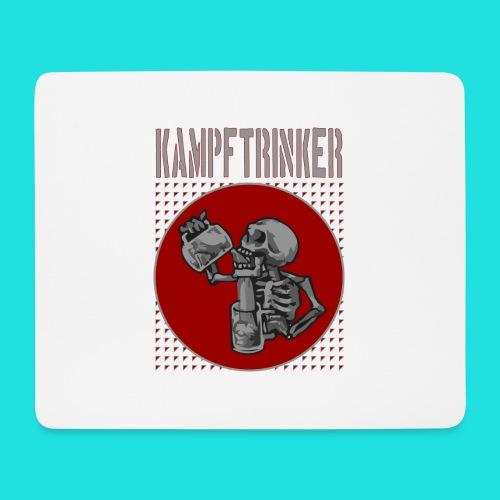 Kampftrinker - Mousepad (Querformat)