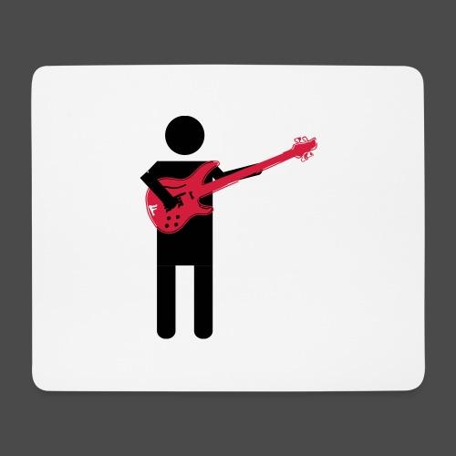 Bassist - Mousepad (Querformat)