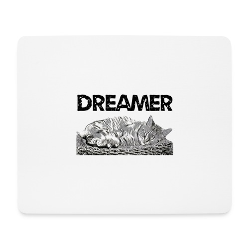 Dreamer - Tappetino per mouse (orizzontale)