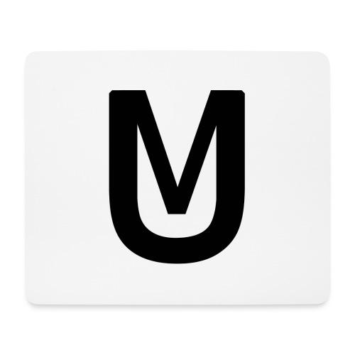 Black Ultimatti Productions Merch Design 2018 - Mousepad (Querformat)