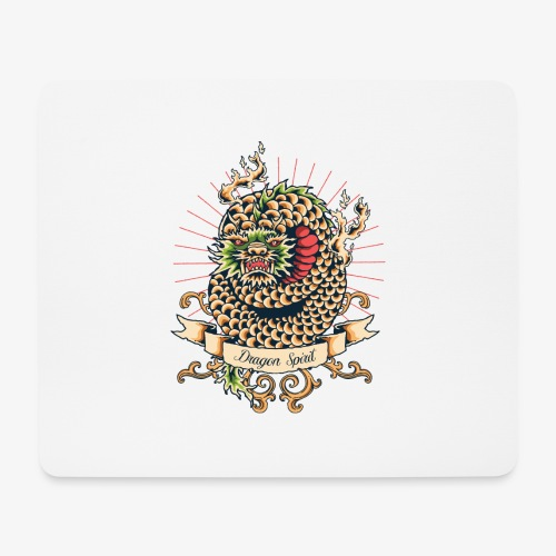 Drachengeist - Mousepad (Querformat)