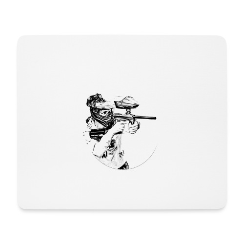 F4Y19 10 T Shirts light - Mousepad (Querformat)