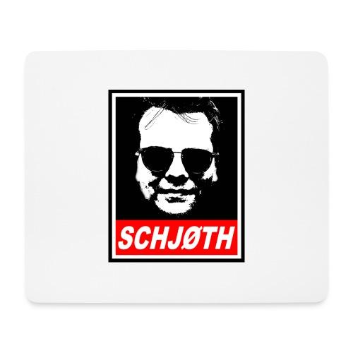 SCHJØTH - Mousepad (bredformat)