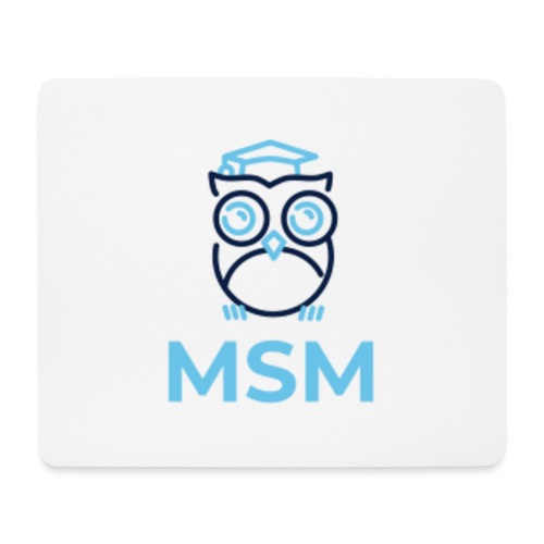MSM UGLE - Mousepad (bredformat)