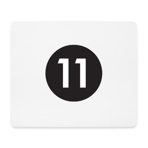 11 ball - Mouse Pad (horizontal)