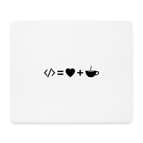 Code Equation - Dark - Mouse Pad (horizontal)