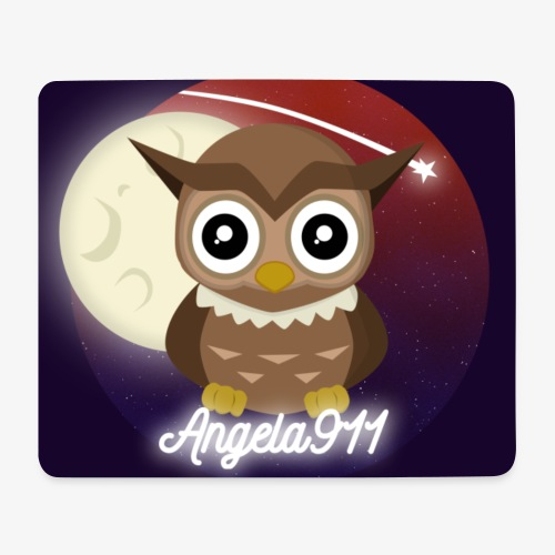GamerAngela911 - Mouse Pad (horizontal)