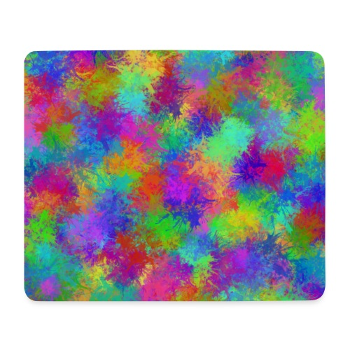Colored - Mousepad (Querformat)