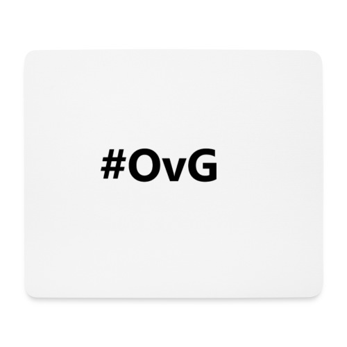#OvG - Mousepad (Querformat)