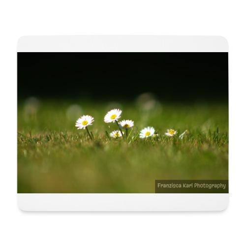 Daisies - Mouse Pad (horizontal)
