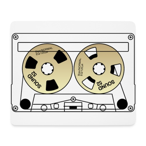 TEAC SOUND 52 - Mouse Pad (horizontal)