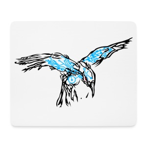 Crow Technological - Mouse Pad (horizontal)