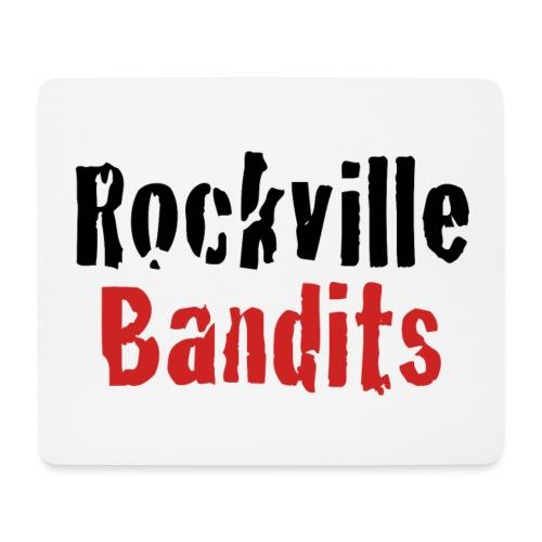 Rockville Bandits Schriftzug - Mousepad (Querformat)
