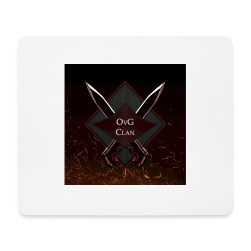 OvG Logo - Mousepad (Querformat)