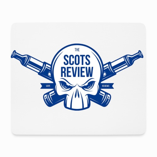 The Scots Review Classic Logo - Mouse Pad (horizontal)